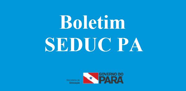 Boletim Online PA 2022
