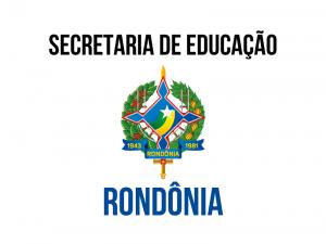 Matrícula SEDUC RO 2022