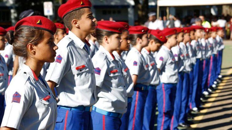 Matrícula Colégio Militar 2022